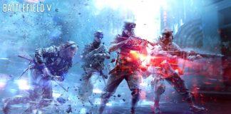 Firestorm é o Battle Royale de Battlefield V