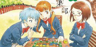 Houkago Saikoro Club vai ser anime