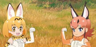 Imagem promocional de Kemono Friends 2