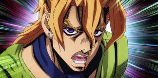 JoJo's Bizarre Adventure: Golden Wind já tem data de estreia