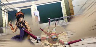 JoJo's Bizarre Adventure: Golden Wind mostra Narancia Ghirga