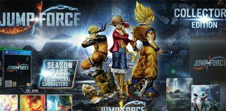 Jump Force vai ser lançado em Fevereiro 2019