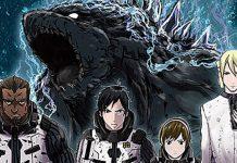 Mangá de Godzilla: Planet of Monsters chegou ao fim