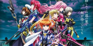 Nova imagem promocional de Magical Girl Lyrical Nanoha Detonation
