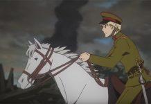 Novo trailer do 2º filme de Haikara-san ga Tooru