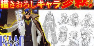 One Piece: World Seeker com personagens originais