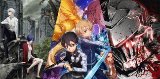 Quais os animes que vou acompanhar em Outubro 2018? – Livestream OtakuPT
