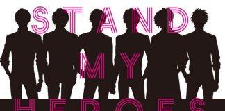 Stand My Heroes vai ter série anime