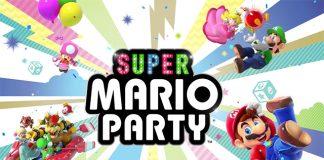 Trailer de lançamento de Super Mario Party