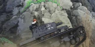Trailer do filme compilatório de Girls und Panzer