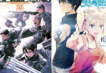 Ranking mensal de vendas Mangás/Light novels – Setembro