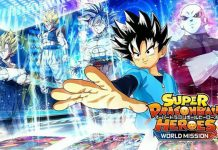Anunciado Super Dragon Ball Heroes: World Mission para Nintendo Switch