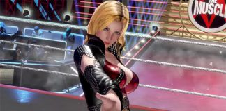 Dead or Alive 6 mostra Bass, Tina, Mila