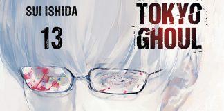 Devir vai lançar Tokyo Ghoul 13