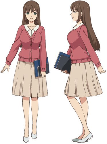 Yōko Hikasa como Hina Tachibana
