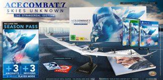 Edição de colecionador de Ace Combat 7: Skies Unknown