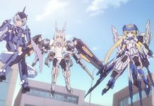 Filme sequela de Frame Arms Girl no Verão de 2019