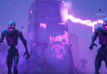 Fortnite agora com PvE no modo battle royale