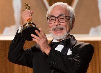 Hayao Miayazaki premiado em Los Angeles