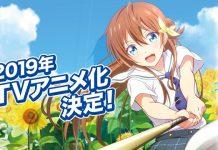 Imagem promocional de Hachigatsu no Cinderella Nine