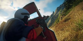 Just Cause 4 mostra Black Hand