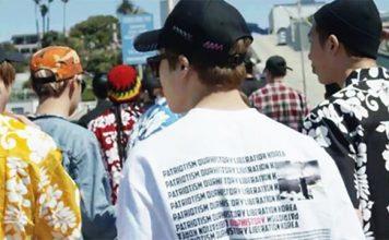 Membro dos BTS celebra bombardeamento atómico de Hiroshima