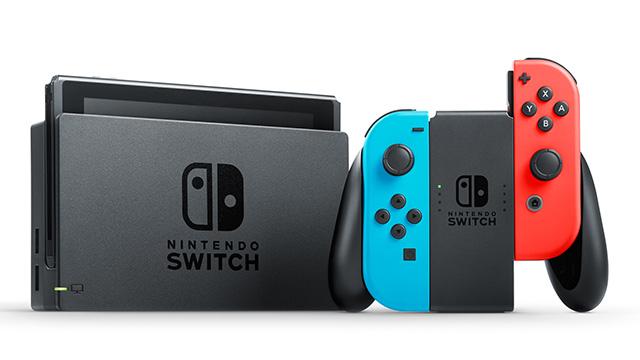Nova Nintendo Switch em 2019