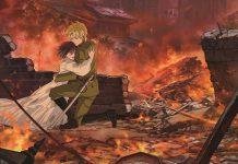 Nova imagem promocional do 2º filme de Haikara-san ga Tooru