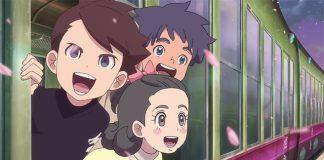 Novo trailer de Youkai Watch: Forever Friends