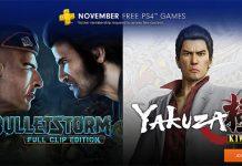 Ofertas Playstation Plus de Novembro 2018
