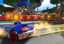Team Sonic Racing adiado para Maio de 2019