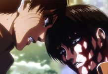 Teaser trailer da 2ª parte de Attack on Titan 3