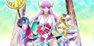 "Toei Animation vai apresentar ""Saintia Shô"" na CCXP18"