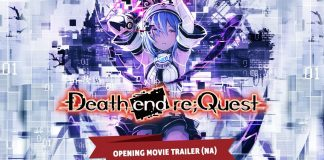 Vídeo promocional de Death end re;Quest