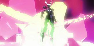 Vídeo promocional de Promare, anime do estúdio Trigger