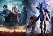 Painel com os produtores de Resident Evil 2 e Devil May Cry 5 na Brasil Game Show