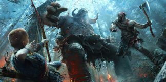 Painel com o diretor de God of War na Brasil Game Show