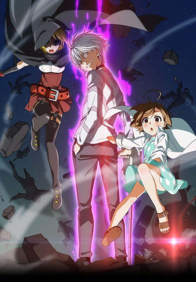 Anunciada adaptação para anime de Toaru Kagaku no Accelerator