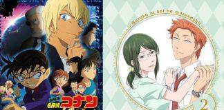 Ranking semanal de vendas – Blu-ray/DVD – Japão – Outubro (8 – 14)