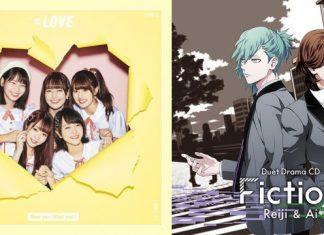 Ranking semanal de vendas – CD – Japão – Outubro (15 – 21)