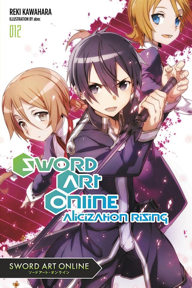 10. Sword Art Online