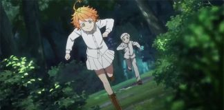 4º teaser trailer de The Promised Neverland