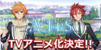 Actors vai ser anime