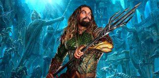 Aquaman vai ser exibido primeiro no Brasil