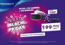 Black Friday PlayStation - PlayStation VR por apenas 199.99€