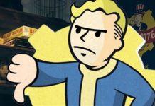 Cliente irritado destrói loja por não conseguir devolver Fallout 76