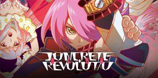 Concrete Revolutio - uma história de heróis e o desejo de revolução