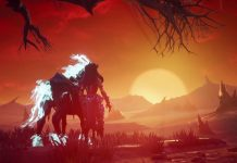 "Darksiders III - Trailer ""Horse with No Name"""