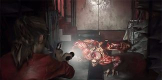 Gameplay de Resident Evil 2 Remake