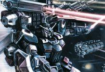Mangá de Mobile Suit Gundam Thunderbolt vai regressar em Dezembro